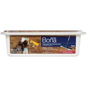 Bona Disposable Hardwood Floor Wet Cleaning Pads 12 pk.