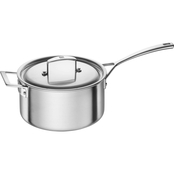 Zwilling J.A. Henckels Aurora 4 qt. Saucepan with Lid and Helper Handle