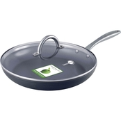 Greenpan Lima Collection 12 in. Covered Frypan