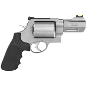 S&W 500 Performance Center 500 S&W 3.5 in. Barrel 5 Rds Revolver Stainless Steel