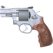 S&W 986PC Performance Center 9MM 2.5 in. Barrel 7 Rds Revolver Stainless Steel