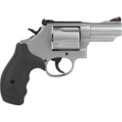 S&W 69 Combat Magnum 44 Mag 2.75 in. Barrel 5 Rds Revolver Stainless Steel
