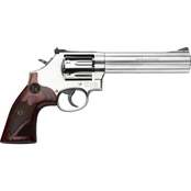 S&W 686 Plus Deluxe 357 Mag 6 in. Barrel 7 Rnd Revolver Stainless Steel