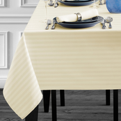 Benson Mills Rosedale 60 x 84 in. Spillproof Tablecloth