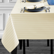 Benson Mills Rosedale 60 x 104 in. Spillproof Tablecloth