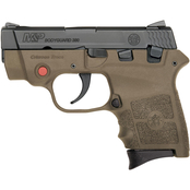 S&W Bodyguard M&P 380 ACP 2.75 in. Barrel 6 Rnd 2 Mag Pistol Flat Dark Earth