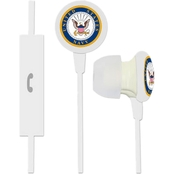 AudioSpice U.S. Navy Ignition Earbuds With Mic