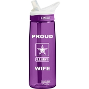 Camelbak Proud U.S. Army Wife Eddy .75L Bottle