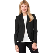 Jones New York Washable Suiting Button Jacket