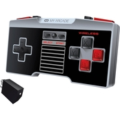 dreamGEAR Gamepad Pro Advanced Wireless Controller for SNES & NES Classic Consoles