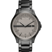 Armani Exchange Men's Hampton 3 Hand Watch AX2194