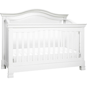 Million Dollar Baby Louis 4-in-1 Convertible Crib with Toddler Bed Conversion Kit