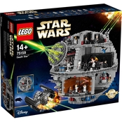 LEGO Death Star Model Set