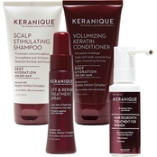 Keranique Deluxe Hair Regrowth Kit