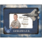 Highland Air Force 4 x 6 3D Photo Frame