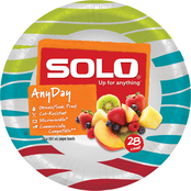 Solo AnyDay Heavy Duty 20 oz. Paper Bowls 28 Ct.