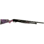 Stevens 320 20 Ga. 22 in. Barrel 5 Rds Shotgun Muddy Girl Camo