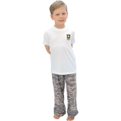 Uniformed Boys Lounge Set