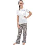 Uniformed Girls Lounge Set