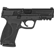 S&W M&P 2.0 9mm 4.25 in. Barrel 17 Rnd 2 Mag Pistol Black
