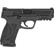 S&W M&P 2.0 40 S&W 4.25 in. Barrel 15 Rds 2-Mags Pistol Black with Thumb Safety