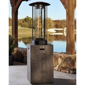 Ashley Hatchlands Faux Wood Patio Heater