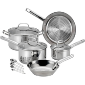 T-fal Performa 12 pc. Stainless Steel Set