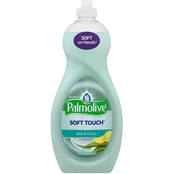 Palmolive Ultra Soft Touch Aloe and Citrus Dish Liquid 20 oz.