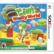 Nintendo  Poochy & Yoshi's Woolly World (3DS)