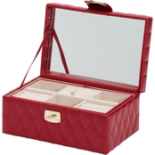 WOLF Caroline Small Jewelry Case
