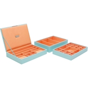Wolf Medium Stackable Tray Set