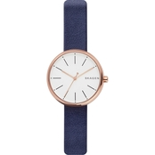 Skagen Women's Signatur Leather Watch 30mm SKW2592