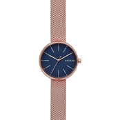 Skagen Women's Signature Steel Mesh Watch 30MM SKW2593