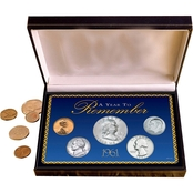 American Coin Treasures Year to Remember Coin Set