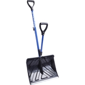 Snow Joe Shovelution Back Saving Snow Shovel with Spring Assist Handle