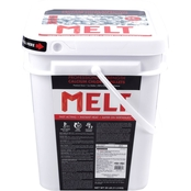 Snow Joe Melt 25 lb. Bucket Calcium Chloride Pellets Pro Strength Ice Melter