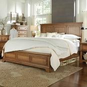 aspenhome Alder Creek Panel Bed
