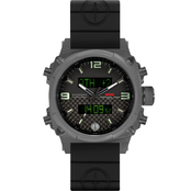 MTM Special Ops Men's Air Stryk 2 45mm Watch AS2GCLBKR2