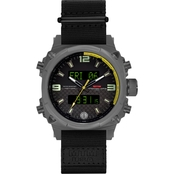 MTM Special Ops Men's Air Stryk 2 45mm  Watch AS2GCYNYBK