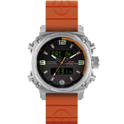 MTM Special Ops Air Stryk II Silver Watch AS2SWLDGYR2