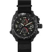 MTM Special Ops Men's Cobra 44 Watch C44BKNYBK