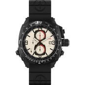 MTM Special Ops Men's Cobra 44 Black Rubber II Watch C44BTDBKR2MTM