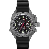 MTM Special Ops Men's Cobra 47.5mm Watch CGBKR1
