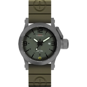 MTM Special Ops Men's Hypertec 44mm Watch H44GGBKBKR2