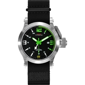 MTM Special Ops Men's Hypertec 44mm Watch H44SBLUNYBK
