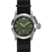MTM Special Ops Men's Hypertec 49mm Watch H49SGLUNYBK