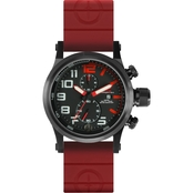 MTM Special Ops Men's Hypertec Chrono 2 44mm Watch HC2ABBRRER2