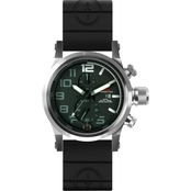 MTM Special Ops Men's Hypertec Chrono 2 44mm Watch HC2ASWBBKR2