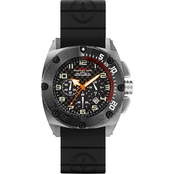 MTM Special Ops Men's Patriot Two Tone 44mm Watch PT2TBDBKR2