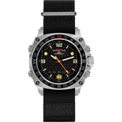 MTM Special Ops Men's Silencer 44.5mm Watch SSNYBK